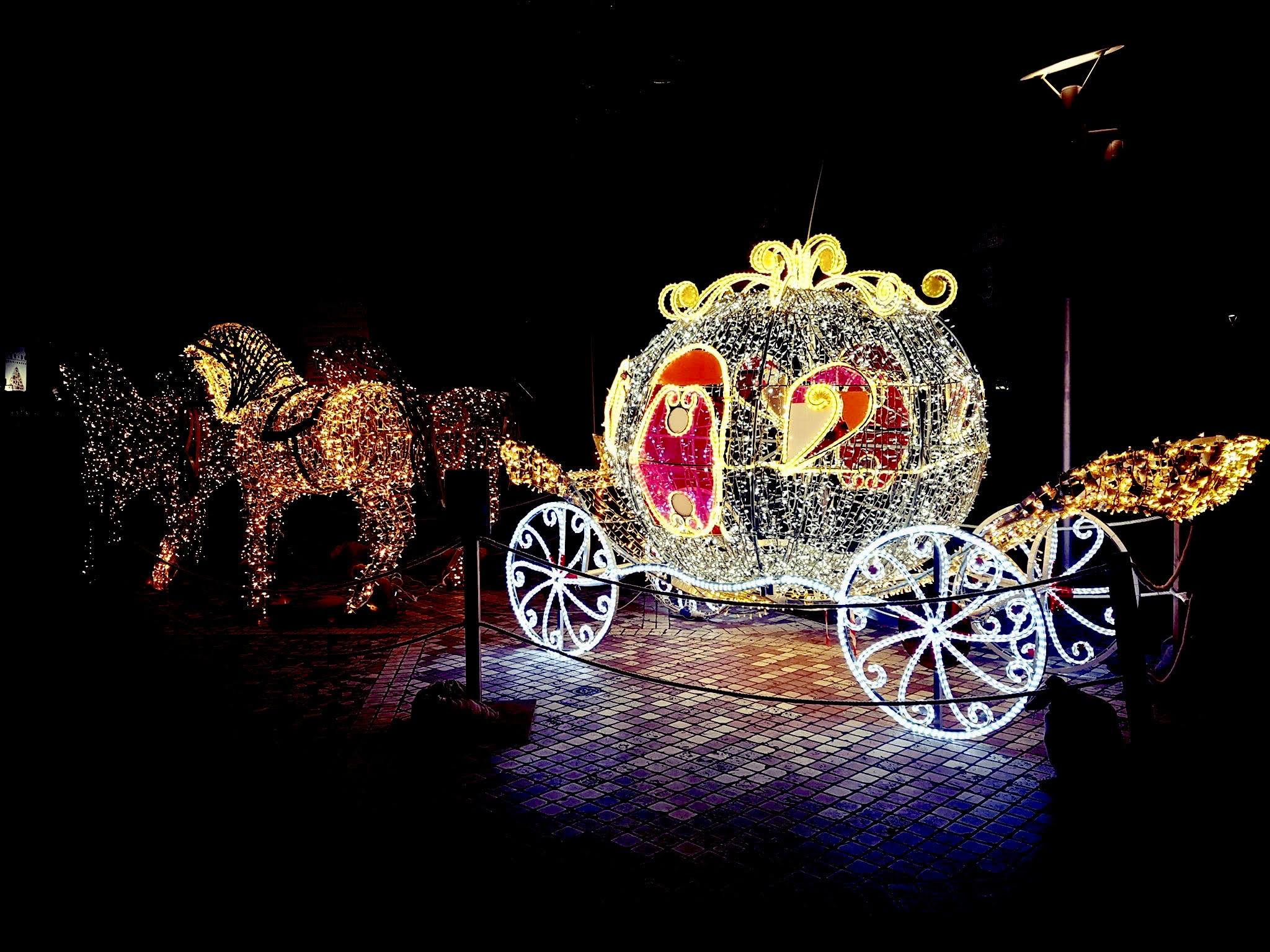 Cinderella's carriage
